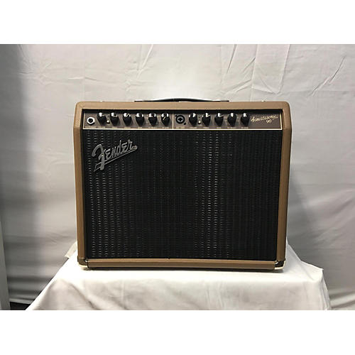 Fender 2014 Acoustasonic 90 90W Acoustic Guitar Combo Amp