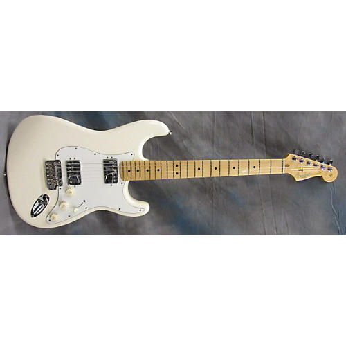 Fender 2014 American Standard Stratocaster HH Solid Body Electric Guitar-thumbnail