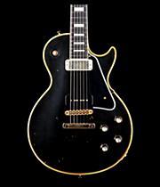 Gibson Custom 2014 Autographed Robby Krieger 1954 Les Paul Custom Electric Guitar