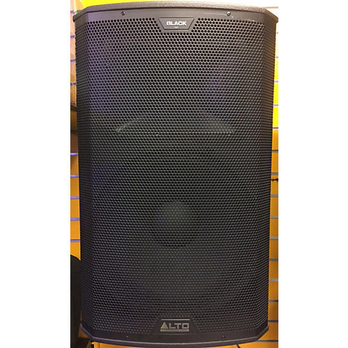 Alto 2014 Black 15in 2-Way Loudspeaker 2400W With Wireless Connectivity