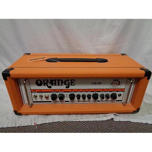 Orange Amplifiers 2014 CR120H Crush Pro 120W Solid State Guitar Amp Head