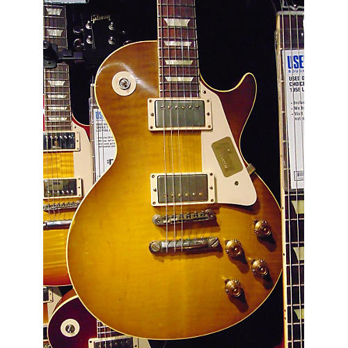 Gibson 2014 Collectors Choice 13 Gordon Kennedy 1959 Les Paul Solid Body Electric Guitar-thumbnail