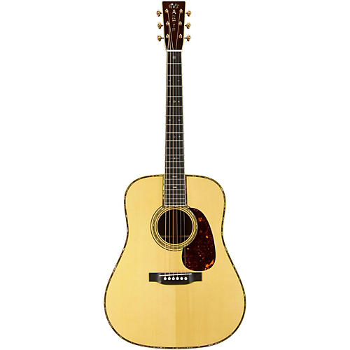 Martin 2014 D-45S Authentic 1936 Acoustic Guitar Natural