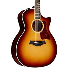 Taylor 2014 Fall Limited 514ce-FLTD Grand Auditorium Venetian Cutaway Acoustic-Electric Guitar