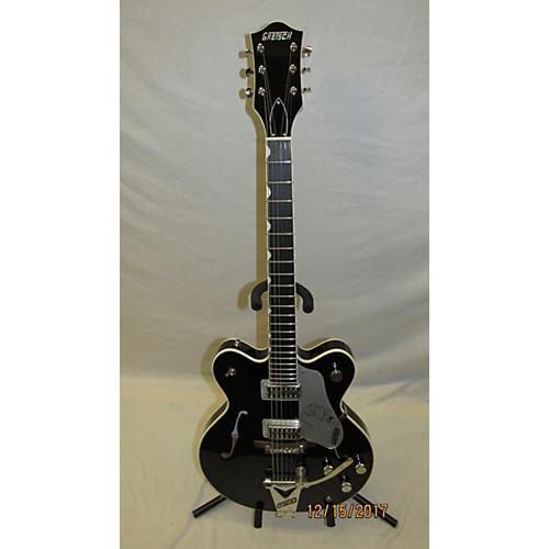 Gretsch Guitars 2014 G6137T Black Panther Hollow Body Electric Guitar