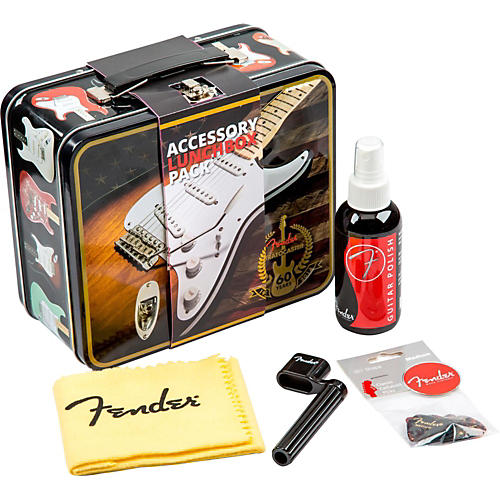 Fender 2014 Guitar Center Lunchbox