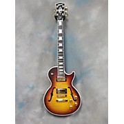 Gibson 2014 Les Paul Custom F Forentine 3 Tone Sunburst Hollow Body Electric Guitar