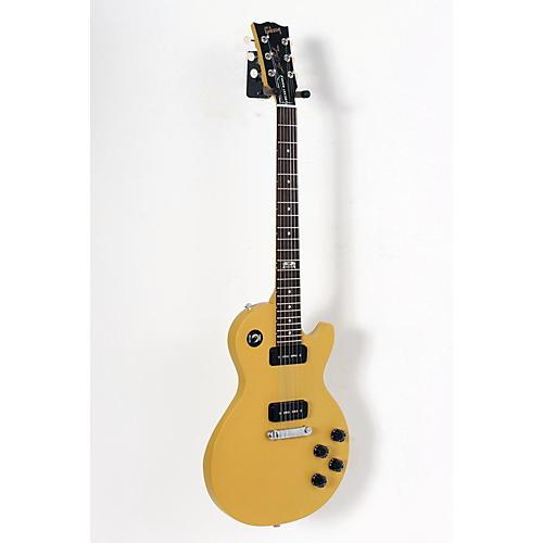 Gibson 2014 Les Paul Melody Maker Electric Guitar Satin TV Yellow 888365019796