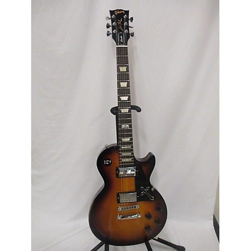 Gibson 2014 Les Paul Studio Pro Plus Solid Body Electric Guitar-thumbnail