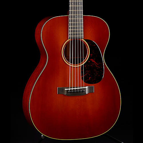 Martin 2014 OM-18 Authentic 1933 Acoustic Guitar Natural