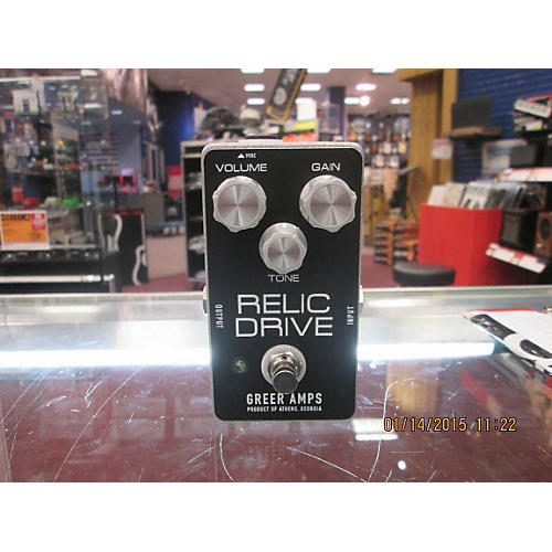 Greer Amplification 2014 Relic Drive-thumbnail