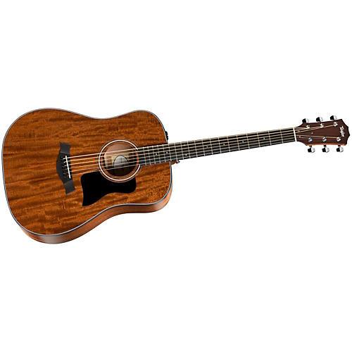 Taylor 2014 Spring Limited 320e Baritone  Dreadnought Acoustic-Electric Guitar-thumbnail