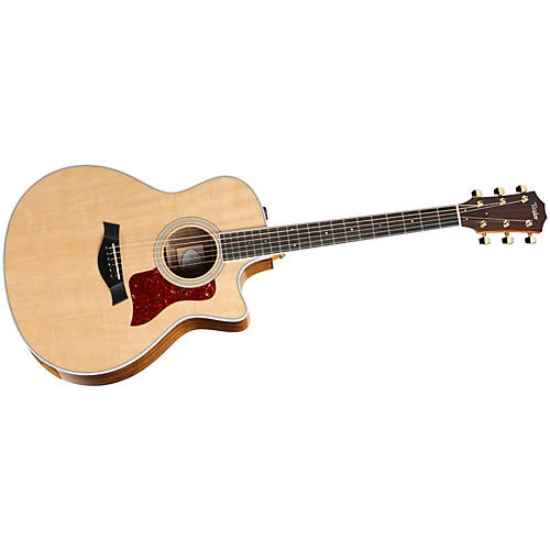 Taylor 2014 Spring Limited 416ce Grand Symphony Acoustic-Electric Guitar-thumbnail