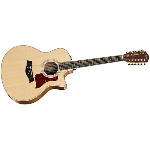 Taylor 2014 Spring Limited 456ce Grand Symphony 12-String Acoustic-Electric Guitar