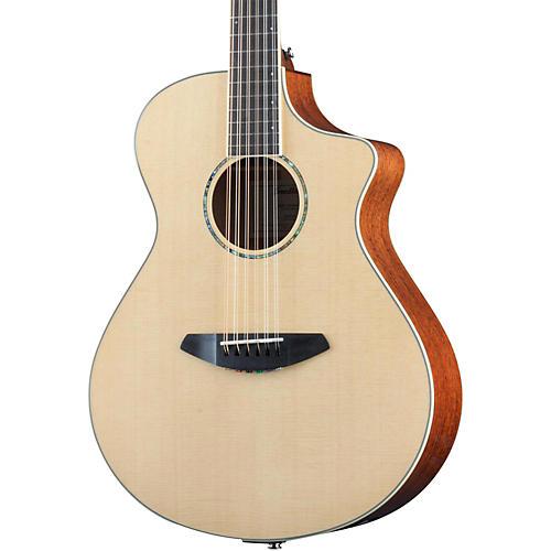 Breedlove 2014 Studio 12-String Acoustic-Electric Guitar Natural