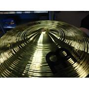 Meinl 2015 10in HCS Splash Cymbal