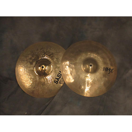 Sabian 2015 14in HHX EVOLUTION PAIR Cymbal