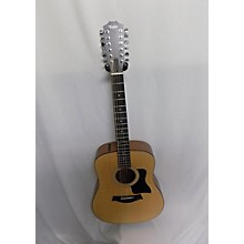 Taylor 2015 150E 12 String Acoustic Electric Guitar
