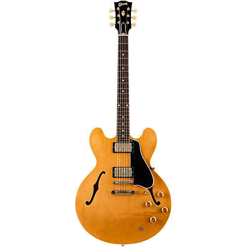 Gibson 2015 1959 ES-335TD Semi-Hollow Electric Guitar Vintage Natural