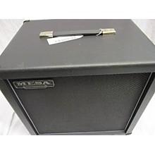 Mesa Boogie 2015 1X12 EXT Bass Cabinet
