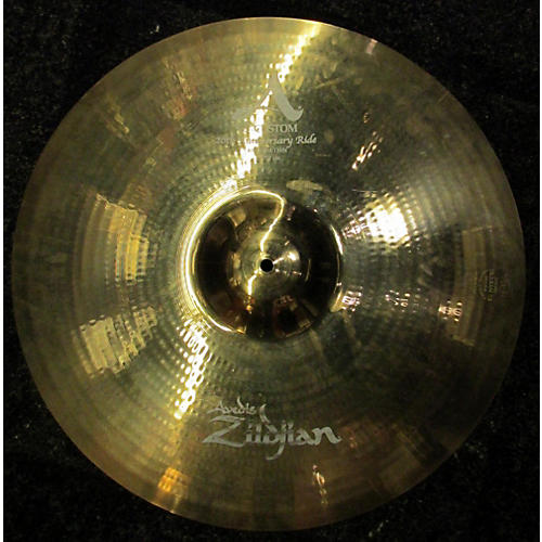 Zildjian 2015 20in A Custom 20th Anniversary Ride Cymbal