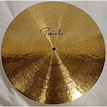 Paiste 2015 20in Signatue Flat Ride Cymbal