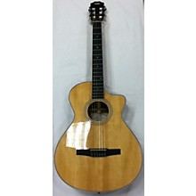 Taylor 2015 412ce-n Classical Acoustic Electric Guitar