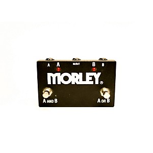Pre-owned Morley 2015 ABY Pedal by Morley