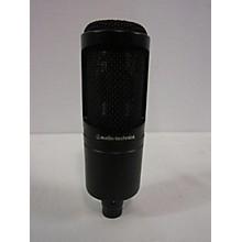 Audio-Technica 2015 AT2020 Condenser Microphone