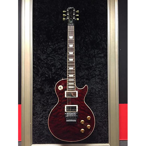 Gibson 2015 Alex Lifeson 40th Anniversary Of Rush Les Paul Axcess Solid Body Electric Guitar