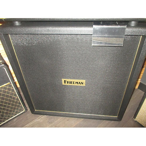 Friedman 2015 BE-4x12 Guitar Cabinet-thumbnail