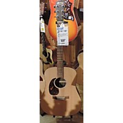 Carl Martin 2015 Custom D RW Lefthanded Acoustic Guitar