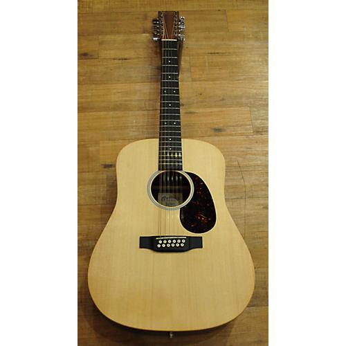 Martin 2015 D12X1 Custom 12 String Acoustic Electric Guitar