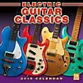Hal Leonard 2015 Electric Guitar Classics 16 Month Wall Calendar-thumbnail