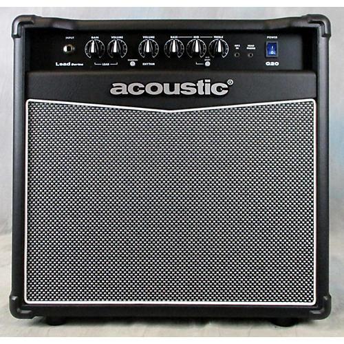 Acoustic 2015 G20 20W 1x10 Guitar Combo Amp