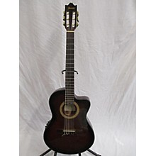 Ibanez 2015 Ga35tce Classical Acoustic Electric Guitar