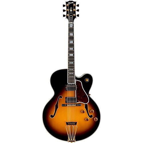Gibson Custom 2015 Gibson Byrdland Guitar Vintage Sunburst Gold Hardware