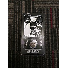 Greer Amplification 2015 Gorilla Warfare Effect Pedal