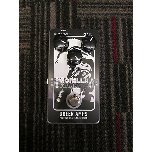 Greer Amplification 2015 Gorilla Warfare Effect Pedal-thumbnail