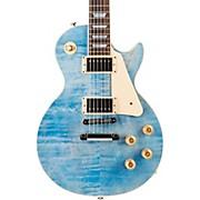 2015 Les Paul Traditional Commemorative Electric Guitar Ocean Blue
