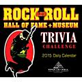 Hal Leonard 2015 Rock And Roll Hall Of Fame Trivia Challenge Daily Boxed Calendar-thumbnail