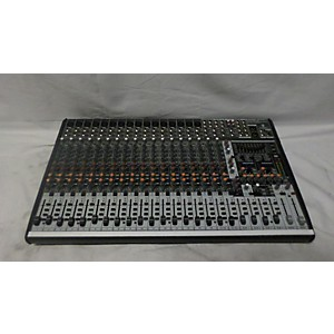 Pre-owned Behringer 2015 SX2442FX Unpowered Mixer by Behringer
