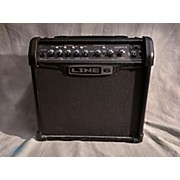 Line 6 2015 Spider IV 15W 1X8 Guitar Combo Amp
