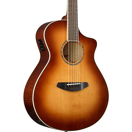 Breedlove 2015 Studio Concert Acoustic-Electric Guitar Sunburst