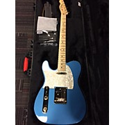 Fender 2015 Telecaster American Design Experience Left Handed Lake Placid Blue