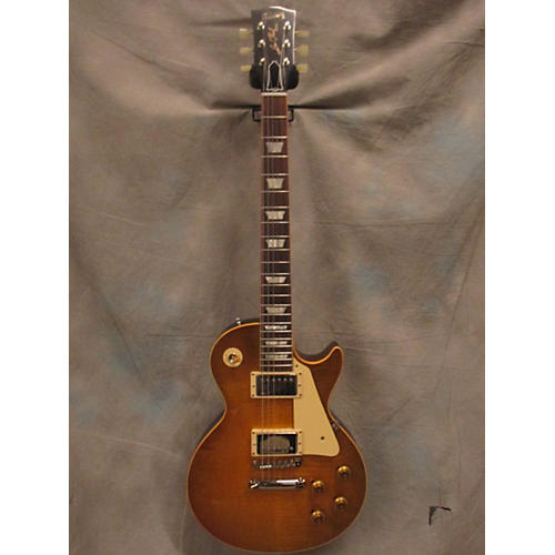 Gibson 2015 True Historic 1959 Les Paul Solid Body Electric Guitar-thumbnail
