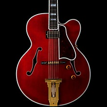 Gibson 2015 Wes Montgomery L-5 CES Electric Hollowbody Wine Red