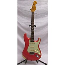 Fender 2015 Wildwood 10 1961 Stratocaster Heavy Relic Solid Body Electric Guitar