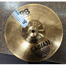 Sabian 2016 10in B8 Splash Cymbal
