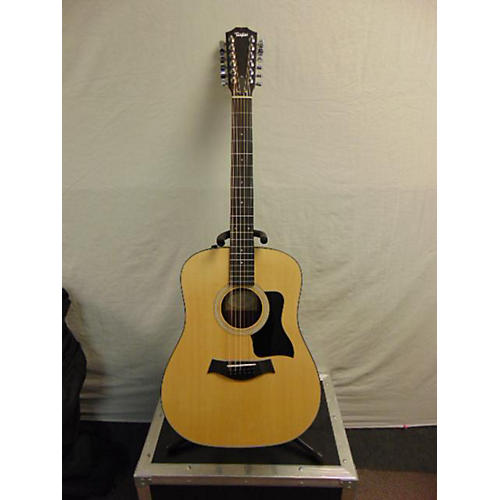 Taylor 2016 150e 12 String Acoustic Electric Guitar